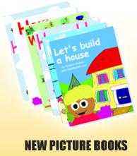 Printable ESL Picture Books