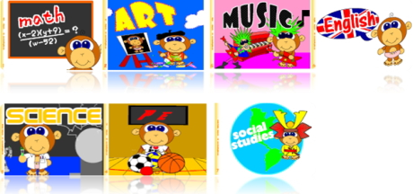 New School Subjects Cards – What do you think?