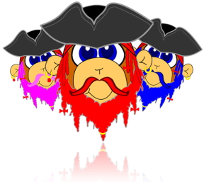 New Song: Pirates with the Coloured Beards