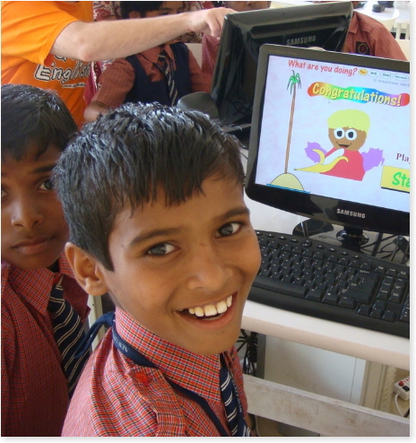 Kids Paying Attention: Using Genki English in a Computer Lab – CALL