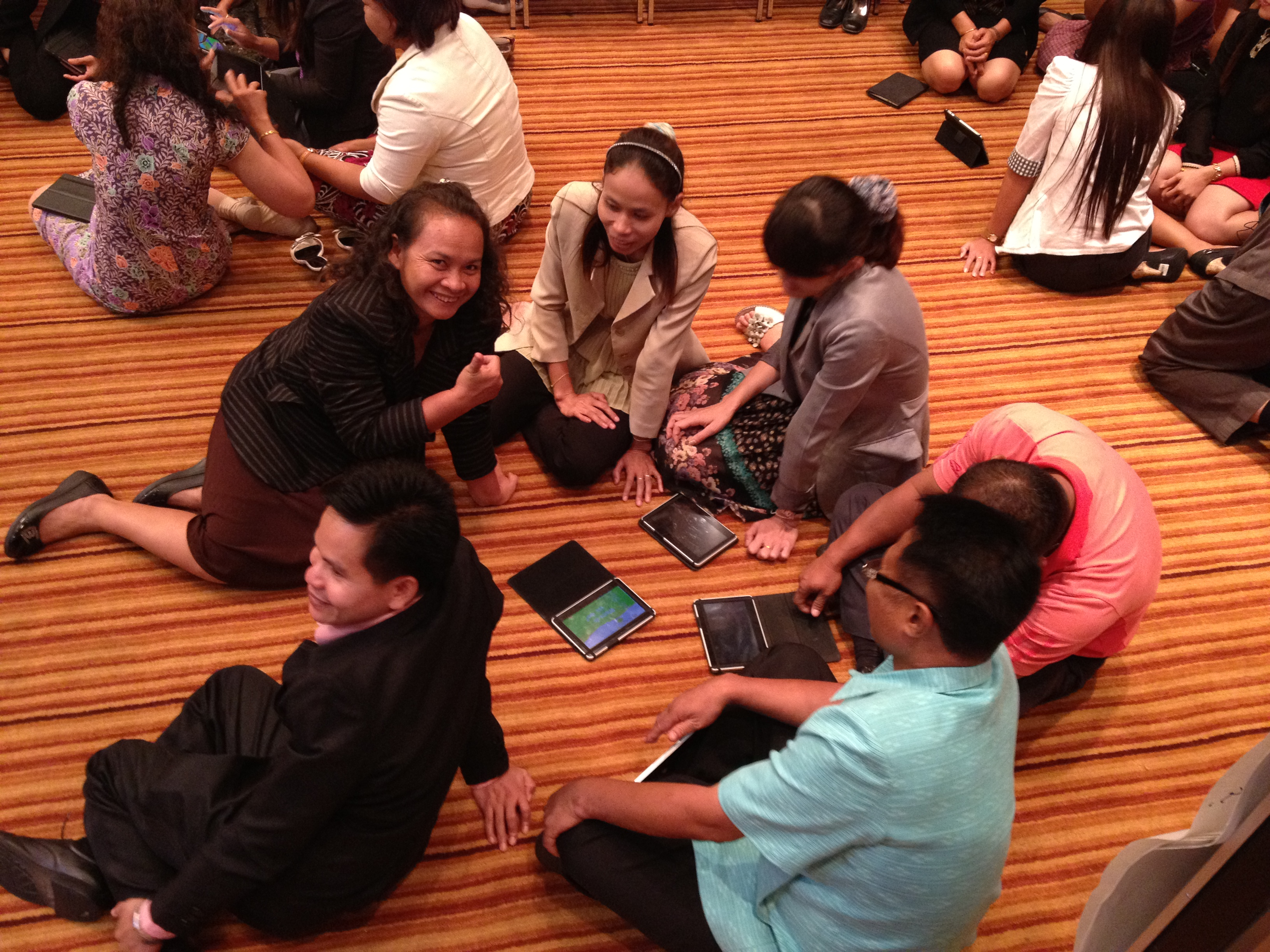First Impressions on the Thailand One Tablet Per Child programme