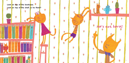 Where is Baby Cat? Prepositions & Furniture Song