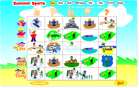 VIP Exclusive: New Summer Sports Song, Software & Games!