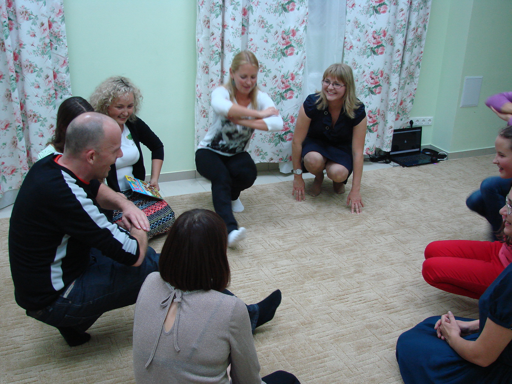 Games & Ideas learnt from a Russian Tea Party!  + How to teach fairy tales in English.