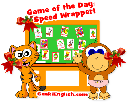 New Game: Speed Wrapper!