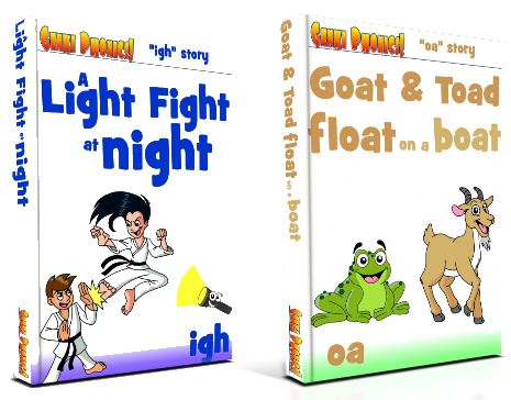 phonicslightfightgoatboat