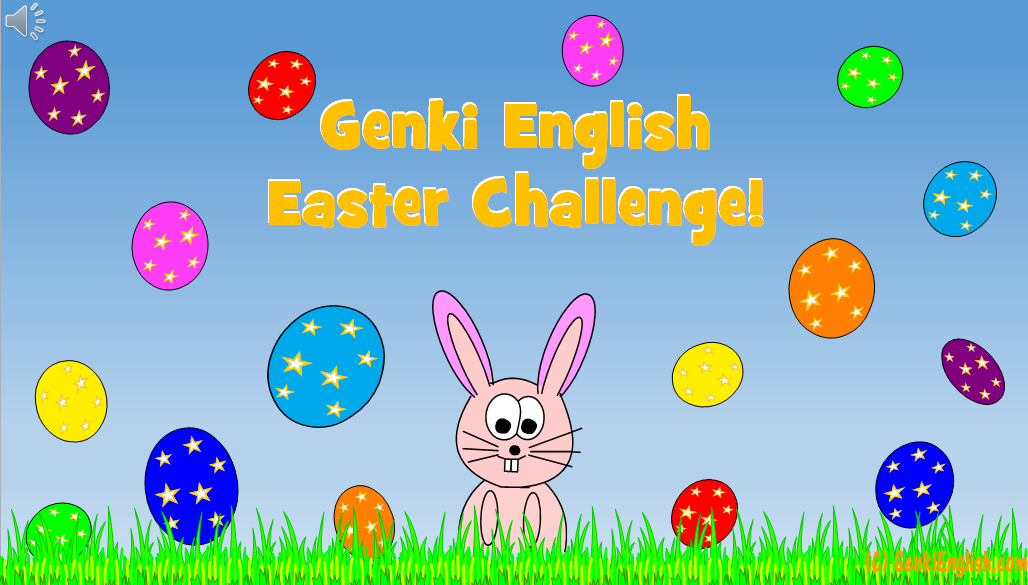 Easter Egg Challenge Powerpoint Game + Pinterest