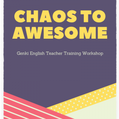 choas-to-awesome-book