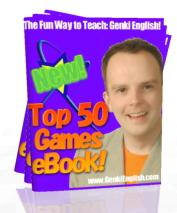 Top 50 ESL Games Ebook